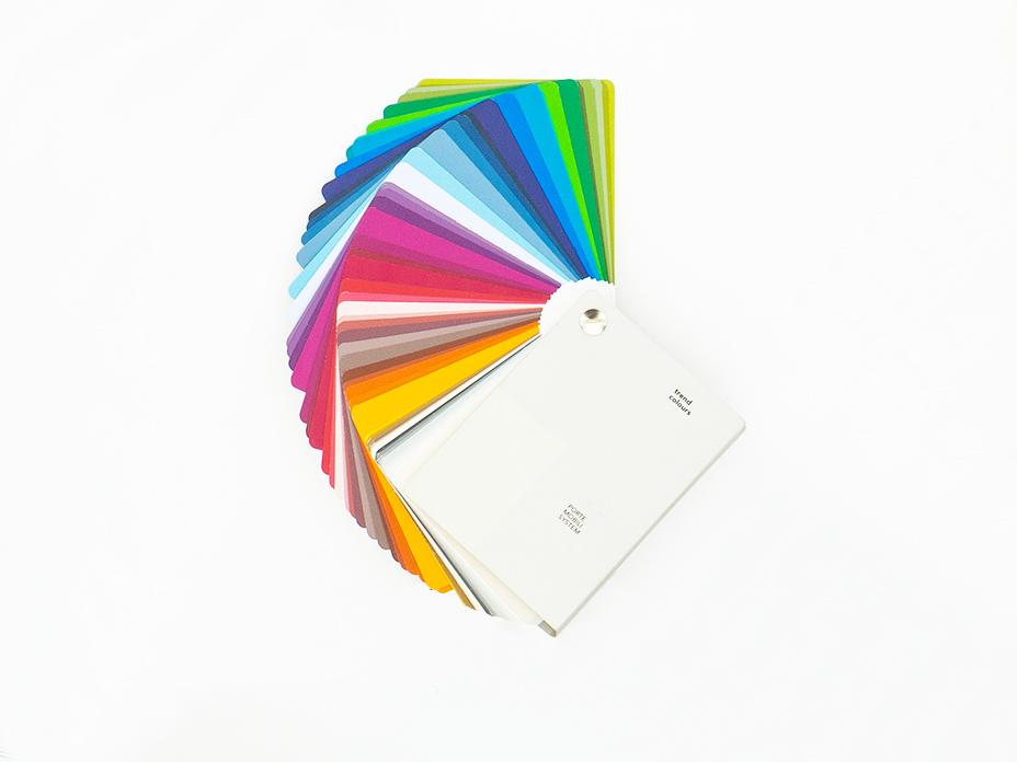 Mazzette colori